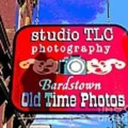 Studio Tlc In Bardstown Kentucky Art Print