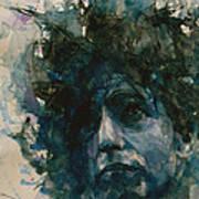 Subterranean Homesick Blues  Art Print by Paul Lovering