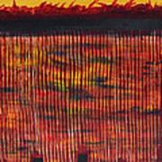 Subterranean Skyline Art Print