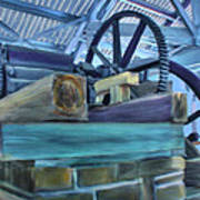 Sugar Mill Gizmo Art Print