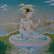 Sukkhasiddhi The Great Yogini Art Print