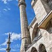 Suleiman Mosque 08 Art Print