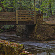 Sulphur Springs Bridge Art Print