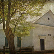 Sulphur Springs Methodist Church Art Print
