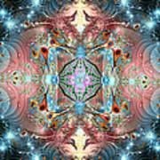 Sultans Magic Carpet Art Print