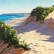 Summer Dunes Art Print by Graham Gercken
