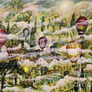 Summer Eden Art Print