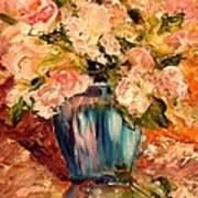 Summer Petals Art Print by Barbara Pirkle