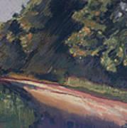Summer Roads Art Print