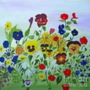 Summer Smiles Art Print