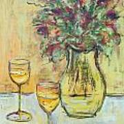Summer Wine Art Print