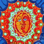 Sun God Art Print