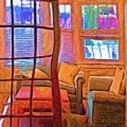 Sun Porch Art Print