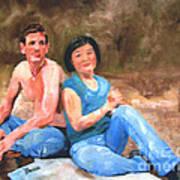 Sun Shulan Art Print