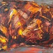 Sunbeams4 Art Print
