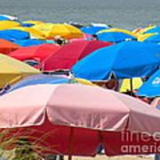 Sunbrellas Art Print