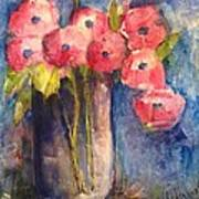Sunday Painting Art Print