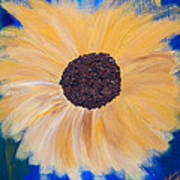 Sunflower Not Sunflower Art Print