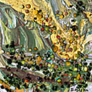Sunlit Marsh Art Print