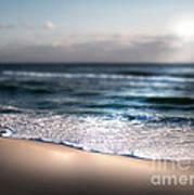 Sunlit Shore Art Print by Jeffery Fagan