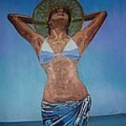 Sunny Delight Art Print