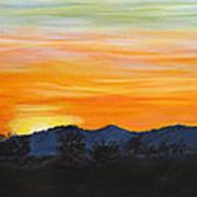 Sunrise - A New Day Art Print