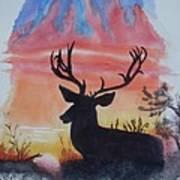 Sunrise Alert  Art Print
