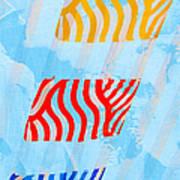 Sunrise B Art Print