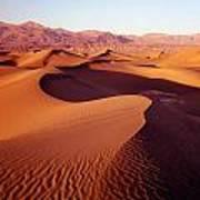2a6856-sunrise On Death Valley Art Print