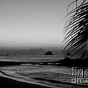 Sunrise On The Costa Chica Art Print