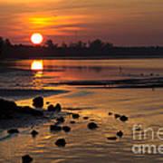Sunrise Photograph Art Print