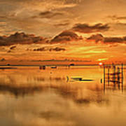 Sunrise, Phu Quoc, Vietnam Art Print