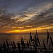 Sunset Hwy. 1calif. Art Print