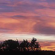 2004-12-12 Sunset November 7 2004  Art Print