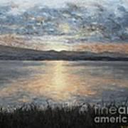 Irish Landscape 23 Art Print