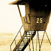 Sunset Tower 25 Art Print