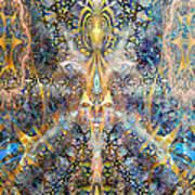 Sunshine's Transcendence Art Print
