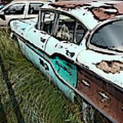 Super Chevy II Art Print