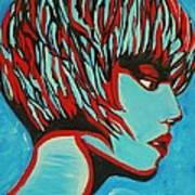Super Mod 16 Art Print by Michael Henzel
