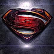 Superman Series 05 Art Print