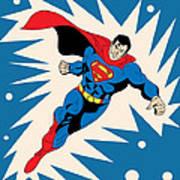 Superman 8 Art Print