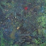 Supernova Number Four  Art Print