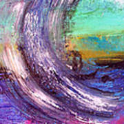 Surf Is Up Art Print