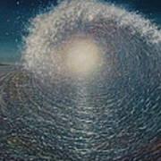 Surfers Dream Art Print