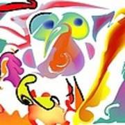 Surfin Safari Art Print
