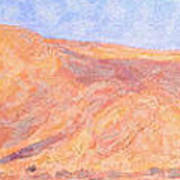 Swapokmund Dunes Art Print