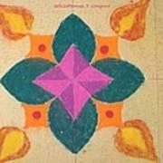 Swarna Jyot Art Print