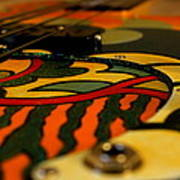 Sweet Fender Precision Bass Art Print