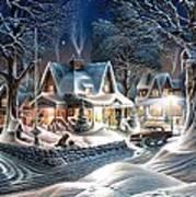 Sweet Homes Art Print