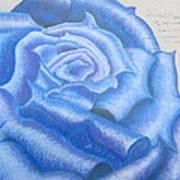 Sweet Roses Be Art Print